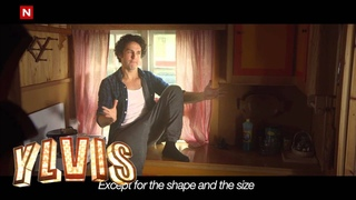 Ylvis - The Cabin [Official music video HD]