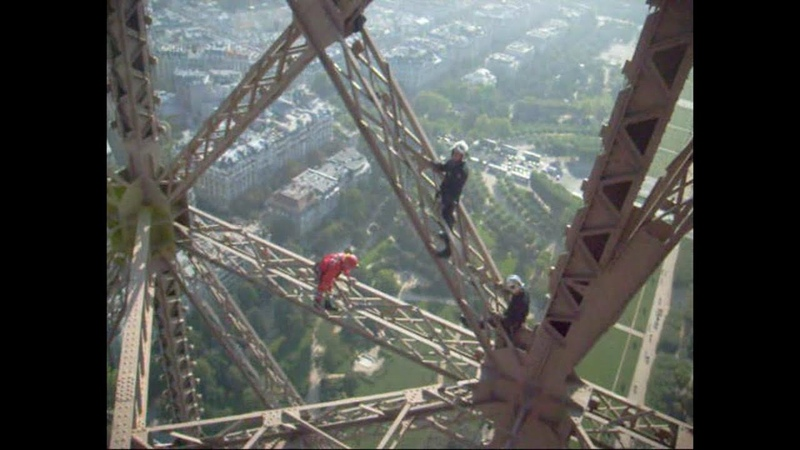 Экскурсия на Эйфелеву башню (Eiffel Tower)