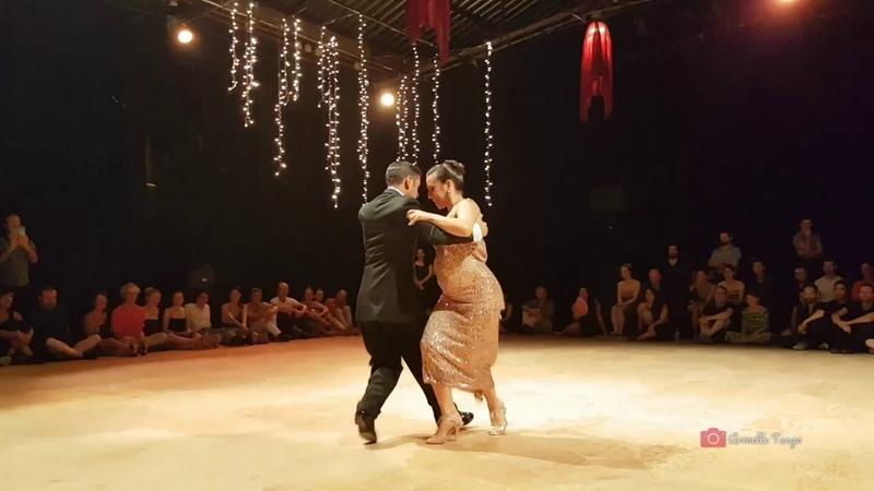 Yanina Quiñones Neri Piliu ❤@ Paris Tango Roots 2019