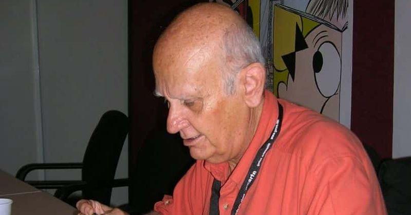 Умер художник Хуан Хименес, соавтор комикса Алехандро Ходоровски «Метабароны»