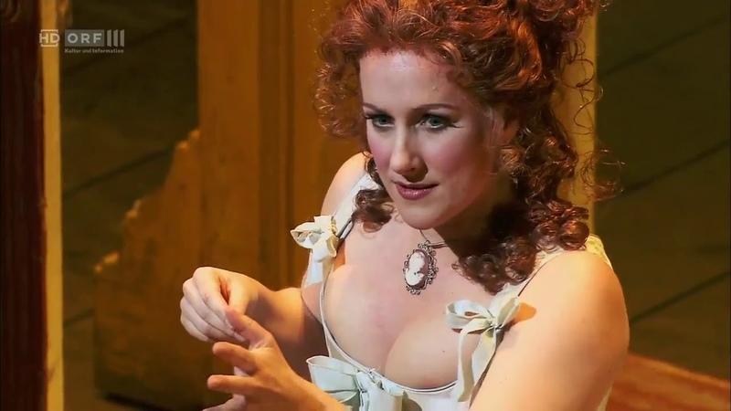 Il Barbiere di Siviglia: Una Voce Poco Fa - Diana Damrau - The Metropolitan Opera live in HD - 2010