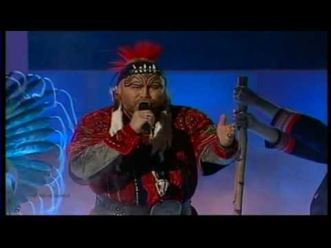 Eurovision Song Contest 2000 18 Sweden *Roger Pontare* *When Spirits Are Calling My Name* 16 9 HQ