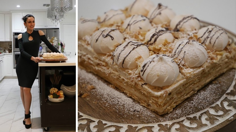 Торт АРМЯНСКИЙ Мой Фирменный Рецепт Cake Armenian Рецепт от Эгине Heghineh Cooking Show