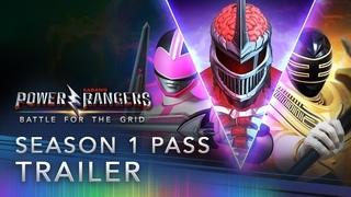 Power Rangers: Battle for the Grid - Season One Pass Trailer