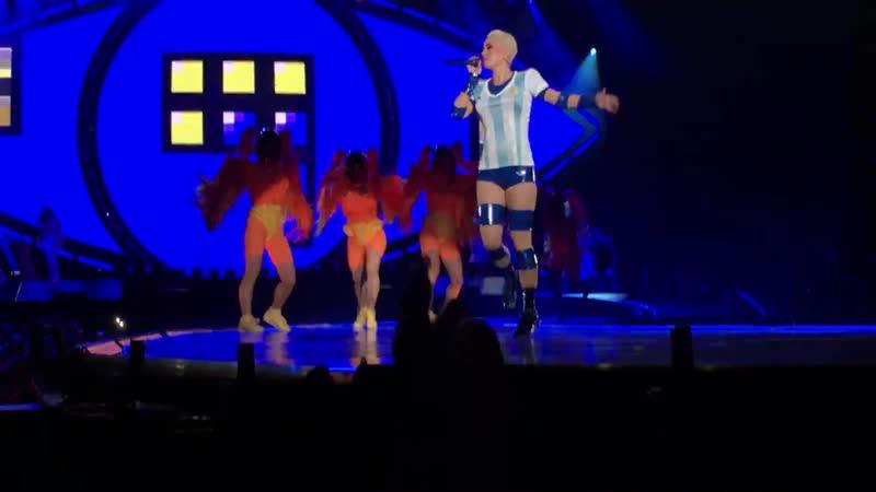Katy Perry Part of Me Буэнос Айрес Аргентина 11 марта 2018