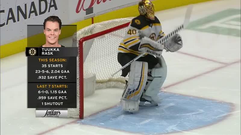 NHL Regular Season 2019-20 Boston Bruins-Vancouver Canucks