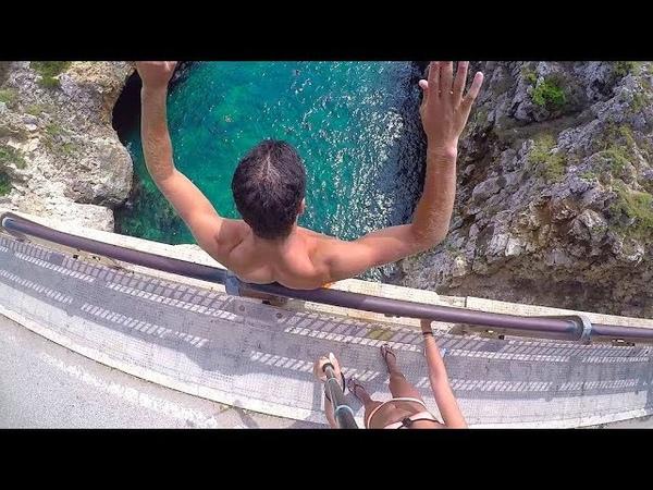 Tuffo Pazzo | Ponte Ciolo | Salento | Puglia