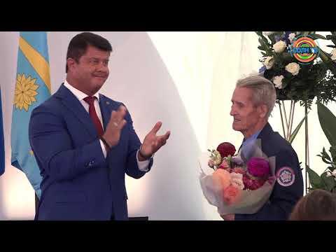 Мария Захарова поздравила жителей Солнечногорья с Днем округа