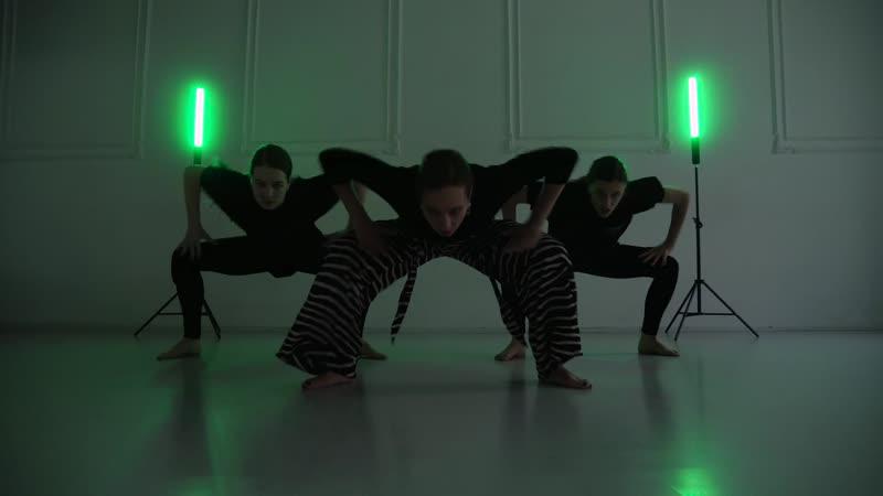 A pale vyatina ya choreo dance fabrika