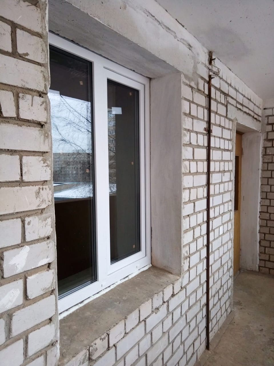 Установка пластиковых окон улица Кольцова дом 15
