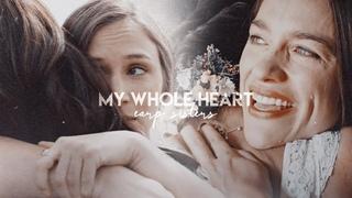 wynonna & waverly | my whole heart {4x12}