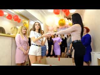 Розыгрыш Айфона XR  среди клиентов салона красоты Дикая Орхидея