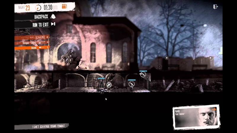 This War of Mine-Easy Takedown-Church-Looters