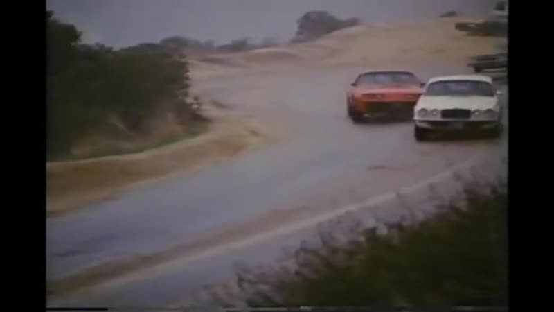 The Octagon 1980 car chase