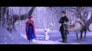 "Disney's Frozen ""Whole World"" Extended TV Spot"