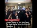Jos on pandemia, niin miten hoitajil on aikaa tehdä tällaisia tanssivideoita työaikana Usas?