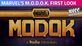 Marvel's . Cast Reveals First Look At Hulu's New Animated Series