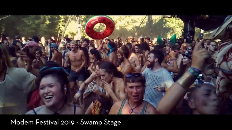 Økapi - Swamp Stage - MoDem Festival 2019 (Momento Demento)
