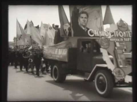 Сибирь на экране №21.Май 1953 г.Праздник труда и мира