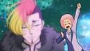 Robihachi ending theme Dancing to Night 〜 Kimi e no saitan warp kōro〜