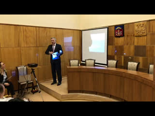 Встреча главы администрации Апатитов Николая Бовы с жителями
