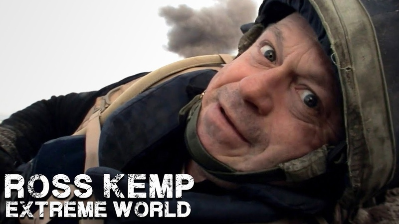 Ross Victor Company Encounter IEDs on the Battlefield in Afghanistan Ross Kemp Extreme World