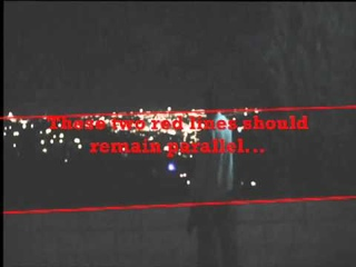 HOAX - UFO Over Temple Mount in Jerusalem - Motion Tracked