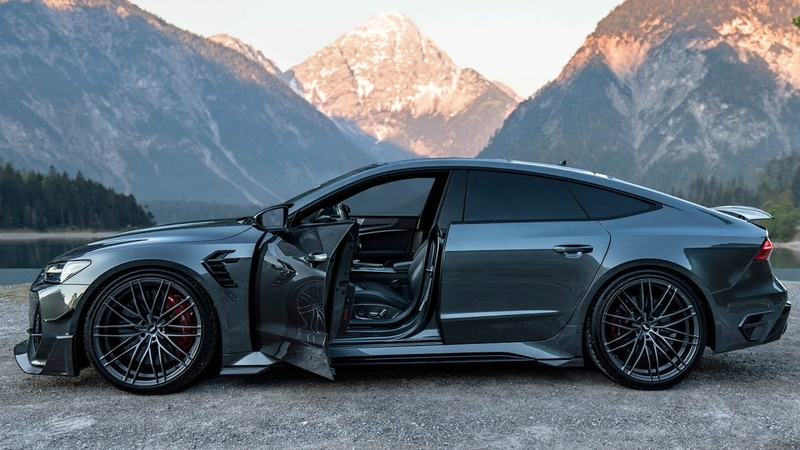 NEW! 740HP 2020 AUDI RS7-R SPORTBACK - MOST BEAUTIFUL RS7 EVER ABT Sporstline beast in detail