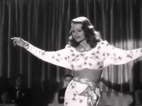 Rita Hayworth Amado Mio Gilda song 1946