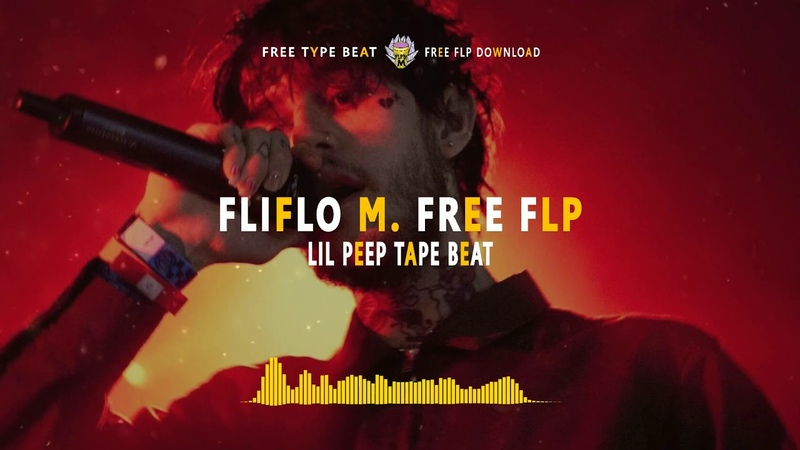 LIL PEEP TAPE x XXXTENTACION x SKYE TYPE BEAT 2019 prod by Fliflo M Falling Down FREE FLP