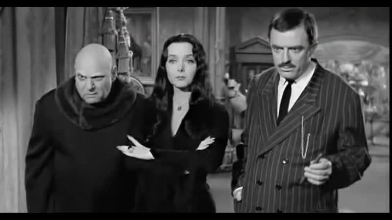 Семейка Аддамс\The Addams Family. US.1966. 2 сезон, 23-33 серия(ужасы, комедия, семейный)