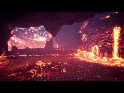 Monster Hunter World Iceborne - Новые многослойки, Раджанг,вулканическая локация и многое другое