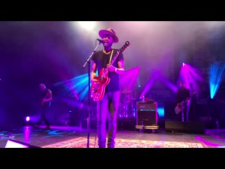 Gary clark jr. live at the fillmore jackie gleason theater miami beach, fl