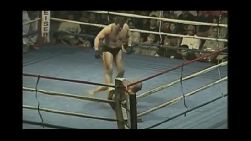 MMA Dan Severn vs Lance Gibson Дэн Северн против Лэнса Гибсона 11DeadFace