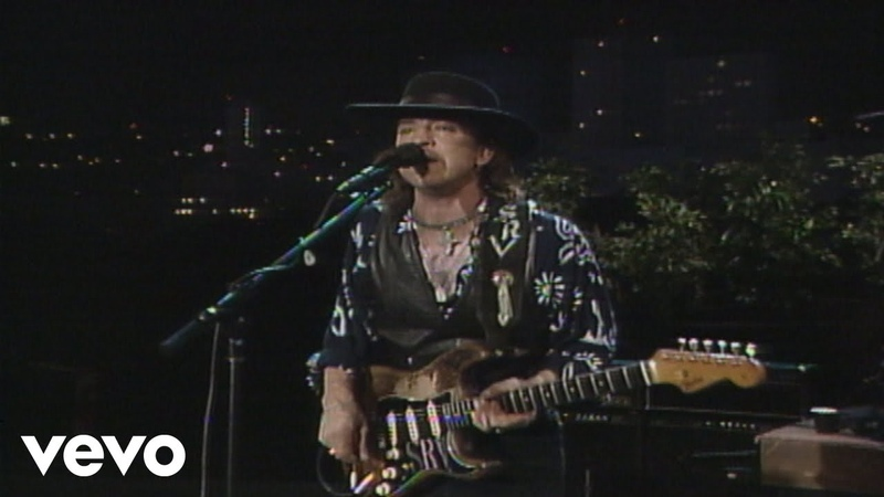 Stevie Ray Vaughan Double Trouble Crossfire Live From Austin TX