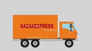 KazanExpress   Казань Экспресс   2D анимация
