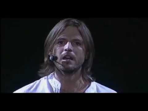 Steve Balsamo Gethsemane from Jesus Christ Superstar Ahoy Holland June 2004