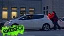 Werbung: Elektroautos aus Deutschland – Aus Freude am Laden | extra 3 | NDR