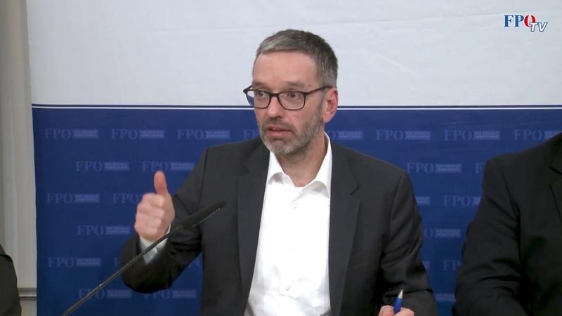 Herbert Kickl zu Thüringen Was den Systemparteien nicht passt wird passend gemacht