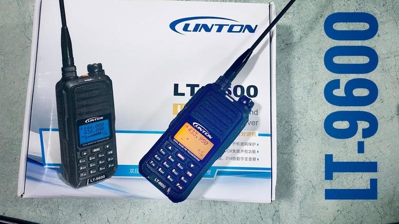 Нестандартная радиостанция Linton LT-9600. Полная проверка параметров.