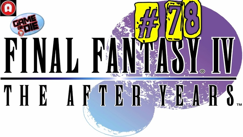 Final Fantasy IV The After Years 78 Absturz GER DE