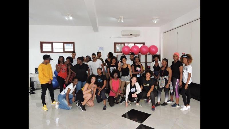 Workshop by Dom Wilson Jessica Francisco ||Mocita - Dj Habias feat. Cali John Preto Show