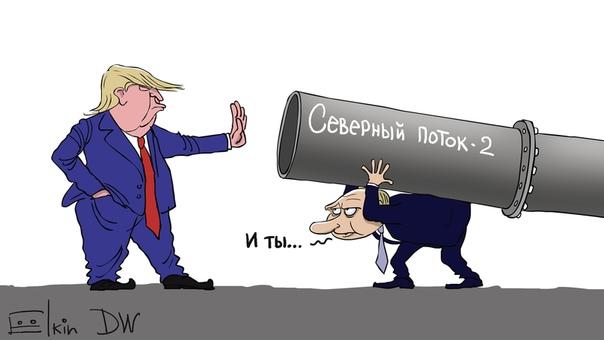 """Прощай """"Северный поток-2""""? Трубоукладчик """"Академик Черский"""" взял курс в порт Находка"""