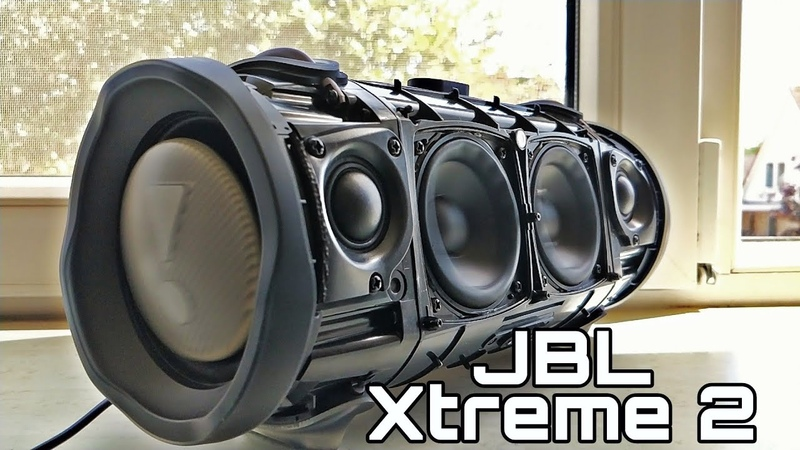 JBL Xtreme 2 EXTREMELY POWERFUL BASS TEST Low Frequency Mode
