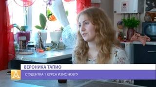 портрет Вероники Тапио. корреспондент Анна Комиссарова