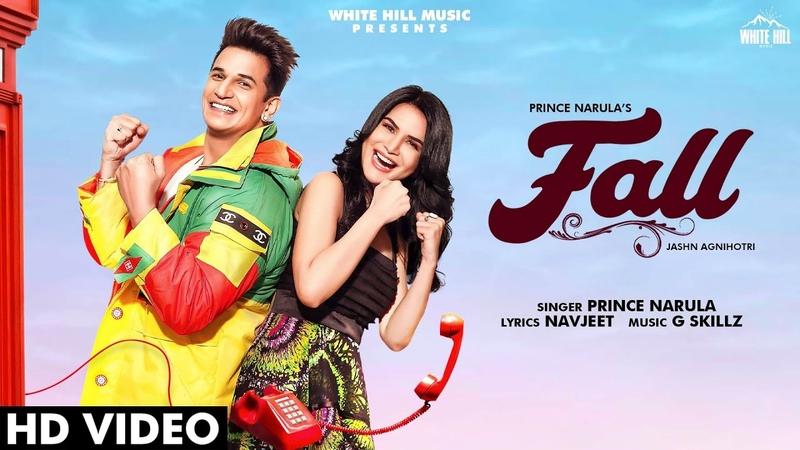 Prince Narula FALL Official Video G Skillz Jashn New Punjabi Songs 2020 Romantic Songs