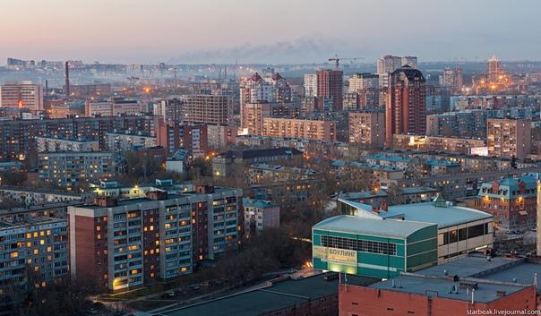 С добрым утром новосибирск фото