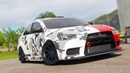 Mitsubishi Lancer Evolution 10 Forza Horizon 4 Race Day 3