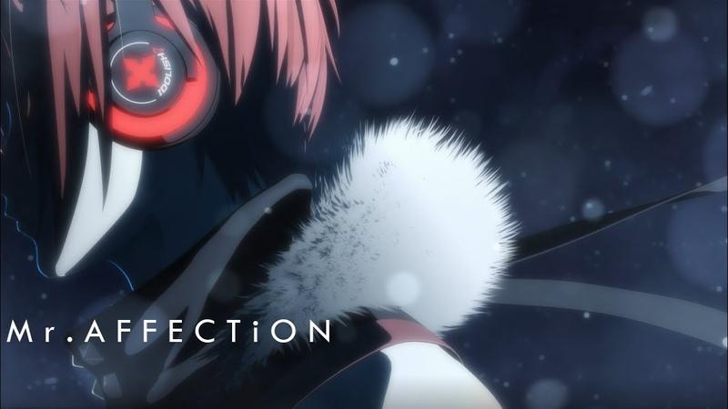 【BĻACK OR WHiTE】『Mr.AFFECTiONIDOLiSH7』MV FULL