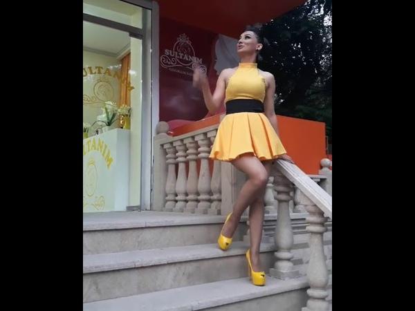 Красавица Азербайджанка Ягмур певица